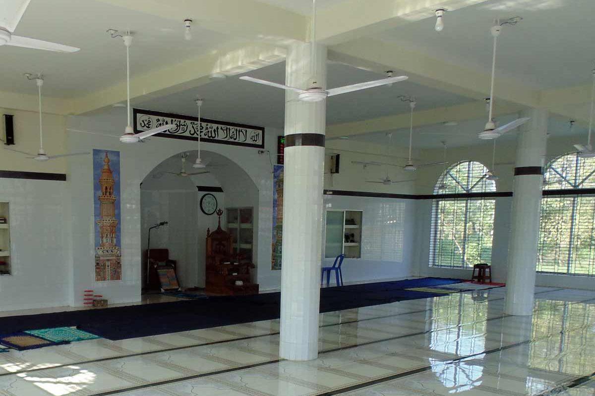 West Joypura Baitus Sharif Jame Mosjid