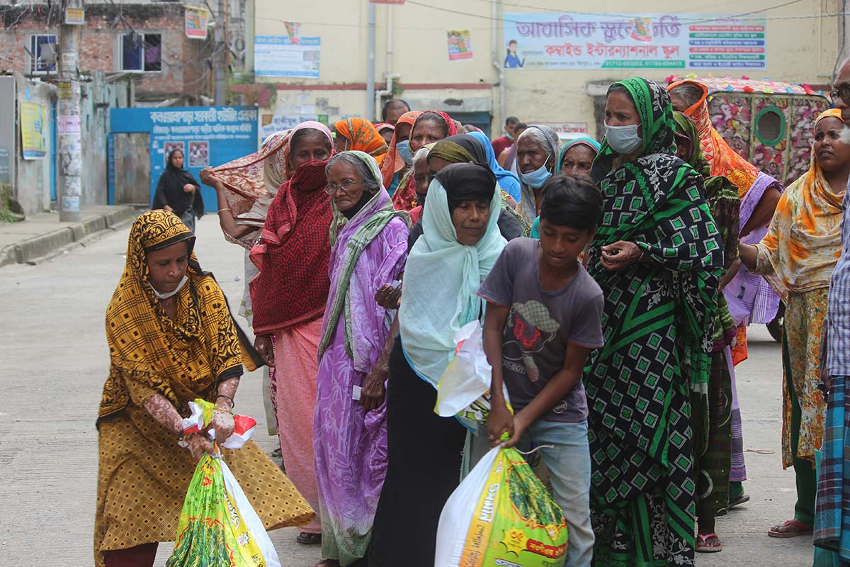 Food Donation COVID-19
